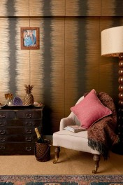 Cole & Son Curio Collection - Plume Wallpaper - 5 Colours Available