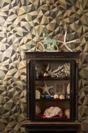 Cole & Son Curio Collection - Quartz Wallpaper - 3 Colours Available