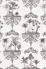 Cole & Son Folie Collection - Rousseau Wallpaper - 5 Colours Available