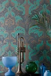 Cole & Son The Albemarle Collection - Aldwych Wallpaper - 6 Colours Available