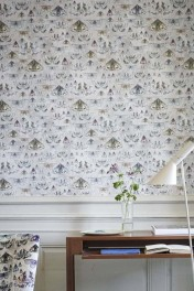 Designers Guild Jardin des Plantes Collection - Issoria Wallpaper - 6 Colours Available