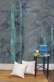 Elli Popp Dusk - The Sound of Water Wallpaper - Blue