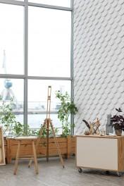 Engblad & Co Front Cut Edge 3D Wallpaper - 2 Colours Available