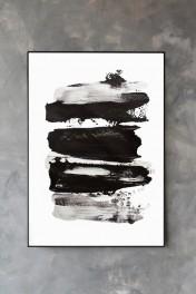 Unframed Flash Art Print