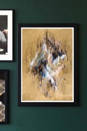 Unframed Gilt Art Print
