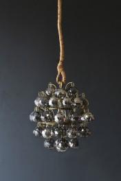 Silver Crystal Lucinda Chandelier