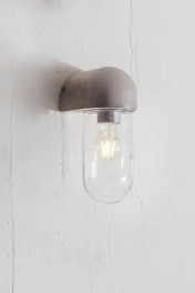 Southbank Outdoor Concrete Wall Light