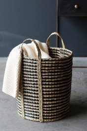 Seagrass Laundry Basket With Handles