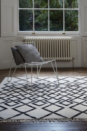 Hackney Diamond Kelim Rug - Various Colours & Sizes