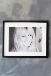 Unframed Paea Art Print - Brigitte Bardot