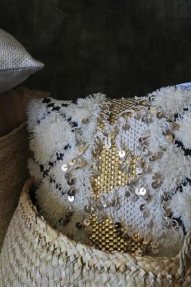 The Benni Cushion - Gold