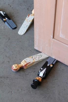 Bride Doorstop