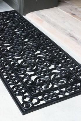 Decorative Filigran Doormat - Large