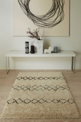 Deep Pile African Benni 02 Rug - 3 Sizes Available