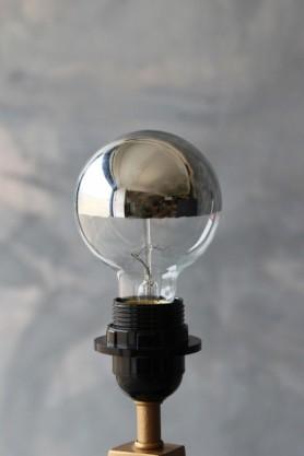 ES27 40W Small Globe Squirrel Cage Bulb