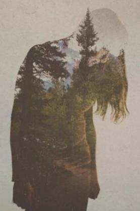Unframed Inside Out Art Print