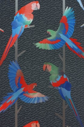 detail image of Matthew Williamson Arini Wallpaper