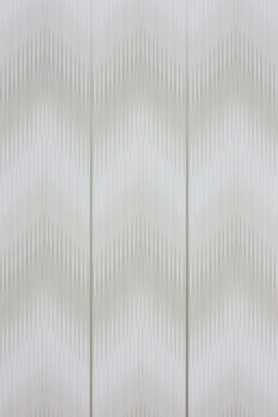detail image of Matthew Williamson Danzon Wallpaper smudged zig zag pattern