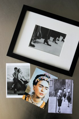 Perfect Picture Frame for Postcards