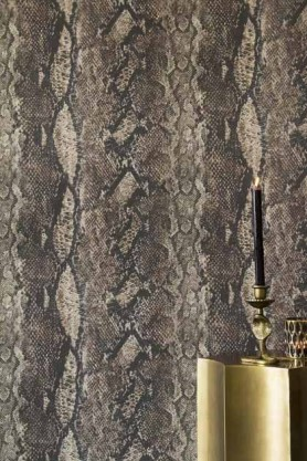 Rockett St George Sexy Snakeskin Wallpaper
