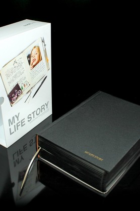 My Life Story Diary - A Lifetime of Memories