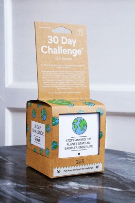 Image of the 30 Day Go Green Challenge