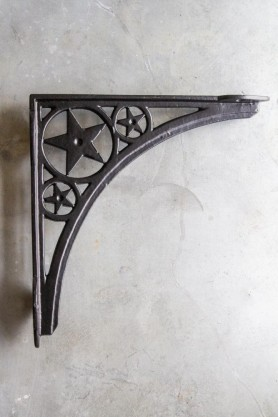 Image of the Black Star Wall Bracket