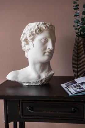 Lifestyle image of the Greek God Apollo Statue Ornament