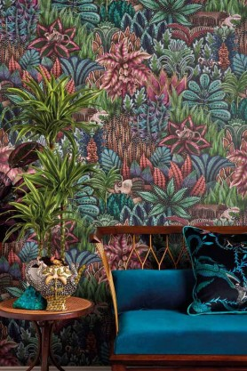 Cole & Son The Ardmore Collection - Singita Wallpaper - 2 Colours Available