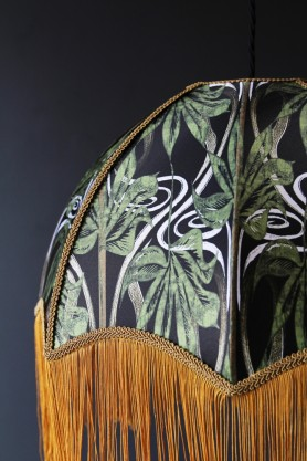 Anna Hayman Designs DecoFabulous Green Dianne Lamp Shade