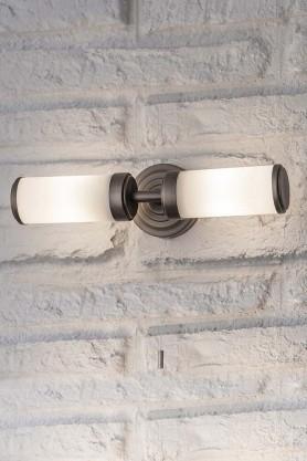 Bronze Beaufort Bathroom Wall Light