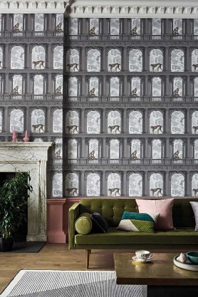 Lifestyle image of Procuratie con vista Wallpaper by Cole & Son