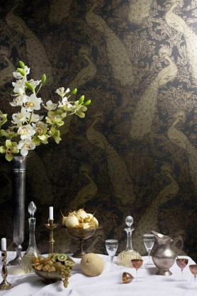 Cole & Son The Albemarle Collection - Byron Wallpaper - 4 Colours Available