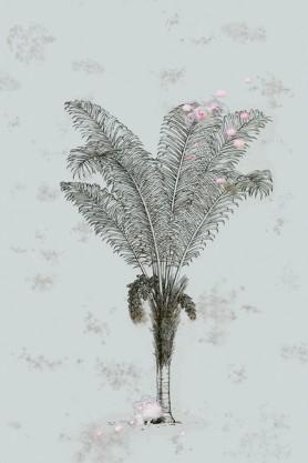 Elli Popp Desert Grove Wallpaper - Mint