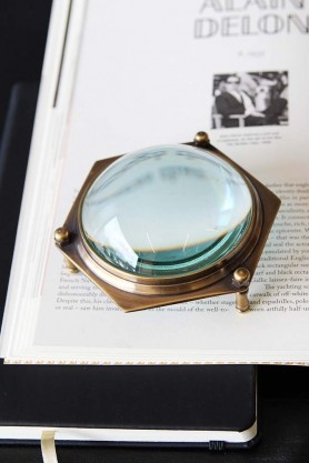 Hexagon Table Magnifier