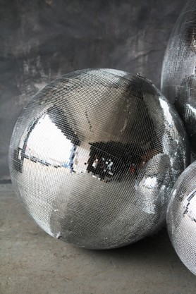 Mirror Disco Ball Fever - 60cm