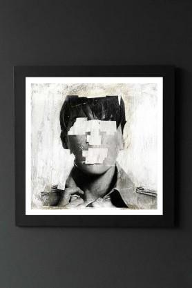 Unframed Faceless No. 2 Fine Art Print