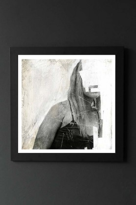 Unframed Faceless No 3 Fine Art Print