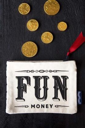 Fun Money Coin Purse
