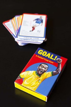 Goal! A Football Trump Game