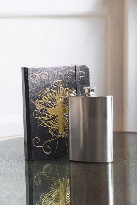 Image of the Flask And The Good Book