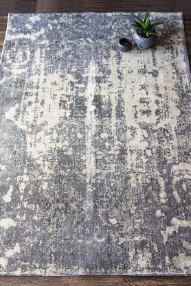 Indore Slate Cotton Rug