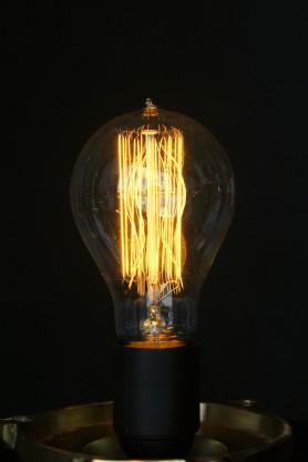 B22 40W Large Edison Squirrel Cage Bulb