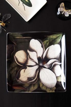 Large Magnolia Trinket Tray