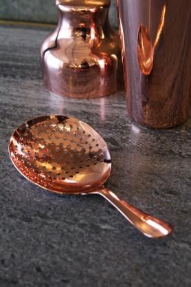 Mercer Copper Julep Strainer