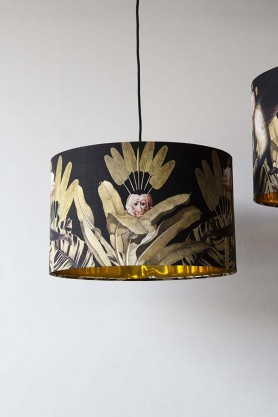 Mind The Gap Monkey Pendant Ceiling Light