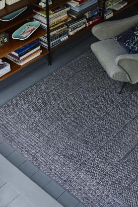 Mosaic Rug - Tarmac 01 - 3 Sizes Available