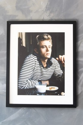 Unframed Paea Art Print - James Dean
