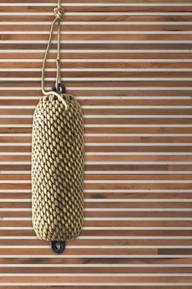 NLXL TIM-02 Timber Strips Wallpaper by Piet Hein Eek