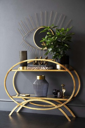 Sphere Console Table